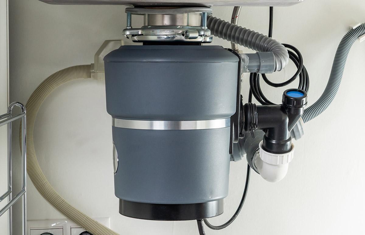 Garbage disposal repair miami